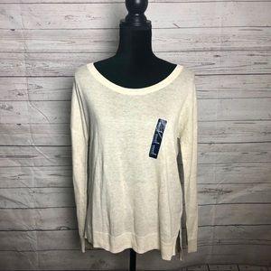 NWT Gap Lightweight Pullover Sweater Sz M